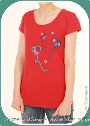 "Коллекция футболок ""Мое сердце"" фото 5"