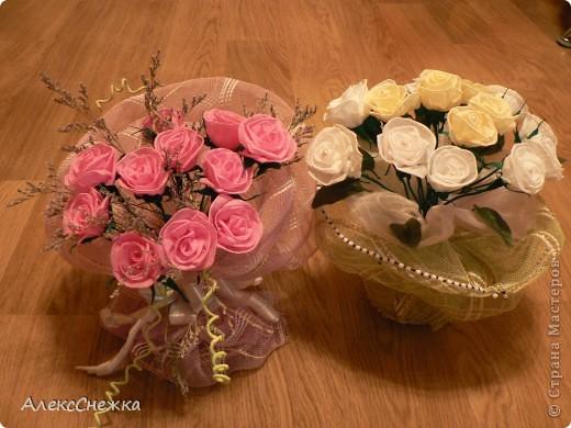 ещё букеты роз фото 2