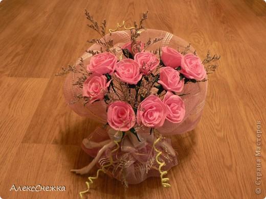 ещё букеты роз фото 3