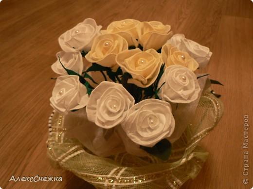 ещё букеты роз фото 4