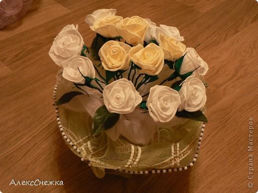 ещё букеты роз фото 1