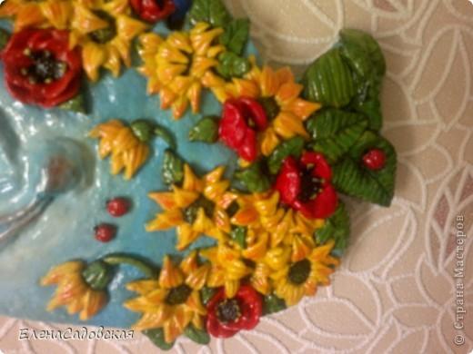 Цветочная рыбка фото 2