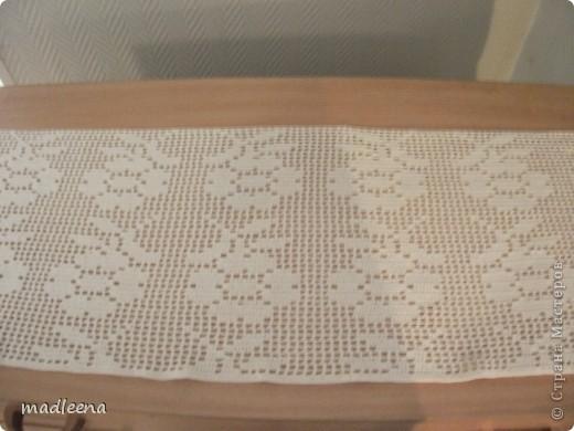 скатерть на круглый столик фото 4