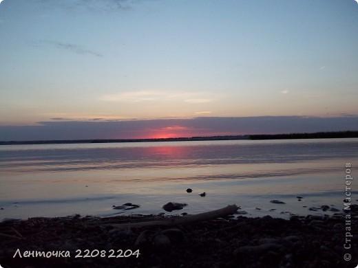 С добрым утром!А ведь оно и правда доброе!Стоило проснуться в 4 утра чтобы увидеть восход солнца!Утро было теплым,немного дул южный ветер,проснулись птицы и встали на крыло. фото 6