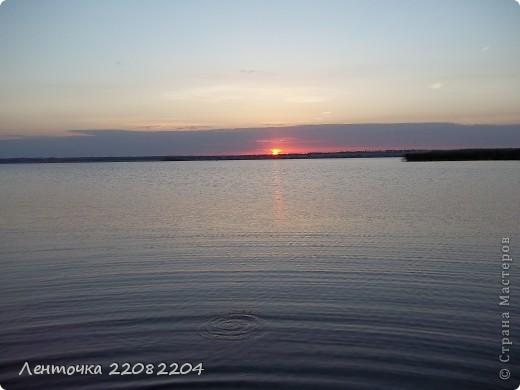 С добрым утром!А ведь оно и правда доброе!Стоило проснуться в 4 утра чтобы увидеть восход солнца!Утро было теплым,немного дул южный ветер,проснулись птицы и встали на крыло. фото 8