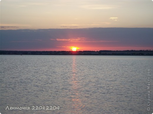 С добрым утром!А ведь оно и правда доброе!Стоило проснуться в 4 утра чтобы увидеть восход солнца!Утро было теплым,немного дул южный ветер,проснулись птицы и встали на крыло. фото 9