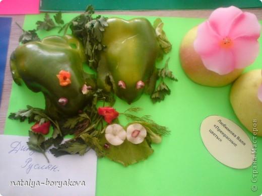 Это мои любимицы! Лягушки из перчика. фото 1