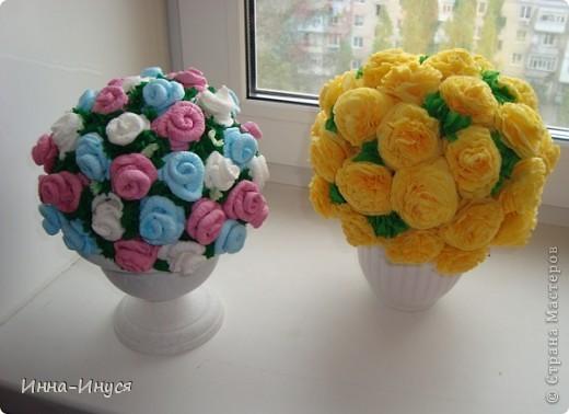 Цветочные кустарники