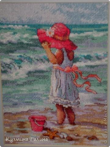 Люблю море и морскую тематику в изделиях. фото 2