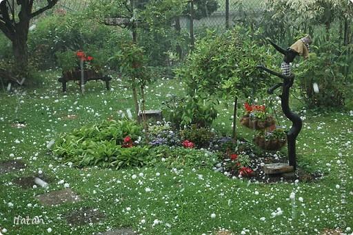 """Всем приветики!!!  Я сегодня с громом и молниями!!!  По Польше во вторник 3 июля 2012 года прошли страшные престрашные грозы, мощный порывистый ветер и даже торнадо!!!!  Было страшнооооо!!!  А еще с неба падали """"куринные яйца"""" в смысле град величиной с куринное яйцо!!!  В данном фоторепортаже есть ВСЕГО НЕСКОЛЬКО МОИХ ФОТОК, ОСТАЛЬНЫЕ СОБРАНЫ С ИНТЕРНЕТА со страниц польских новостей для того, чтобы Вы могли понять, что тут творилосььььььььь!!!!  фото 19"""