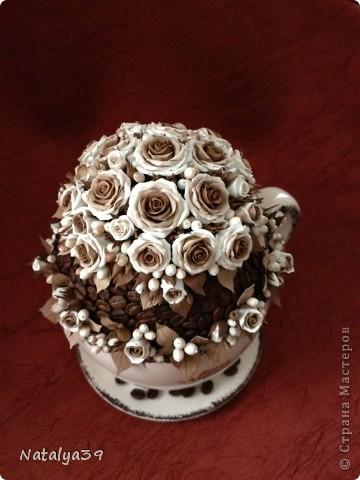Мама большая любительница кофе,вот такой ей подарочек :) фото 2
