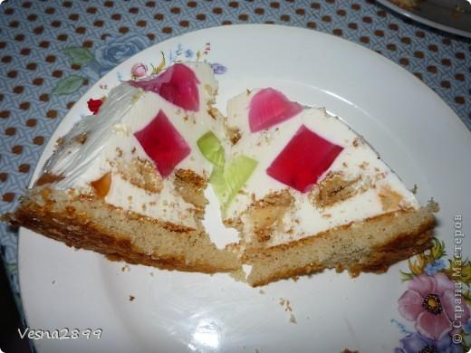 """Тортик """"Битое стекло"""" фото 3"""