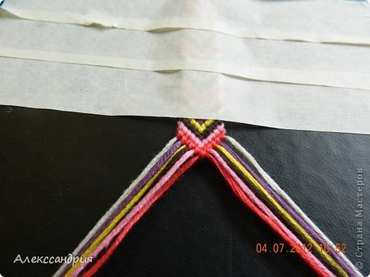 Мы  плетём  вот  такую  фенечку!!! фото 3