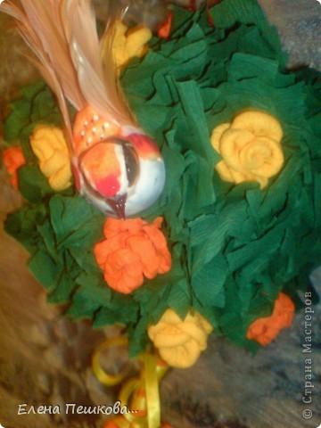 Ещё один топиарий-подарок. фото 2
