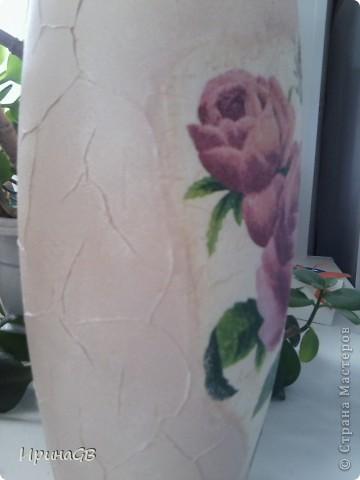 Первая работа с вазами, буду рада отзывам и предложениям, ну и критике, конечно) фото 2