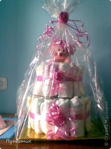 Подарок новорожденной! фото 1
