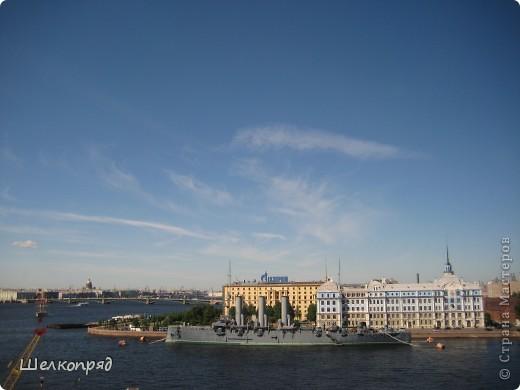 Хочу поделиться радостью! Я увидела Санкт-Петербург летом! Я уже была в Ленинграде два раза, но оба раза зимой. К тому же это было 30 лет назад. А город-то весь на воде! Только летом это можно прочувствовать. фото 5
