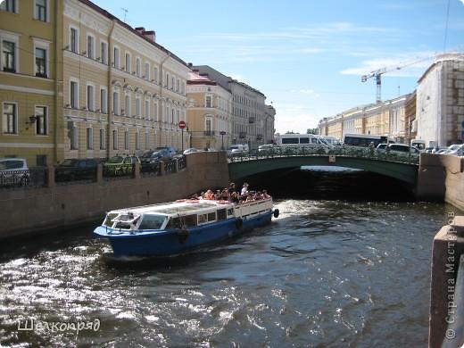 Хочу поделиться радостью! Я увидела Санкт-Петербург летом! Я уже была в Ленинграде два раза, но оба раза зимой. К тому же это было 30 лет назад. А город-то весь на воде! Только летом это можно прочувствовать. фото 25