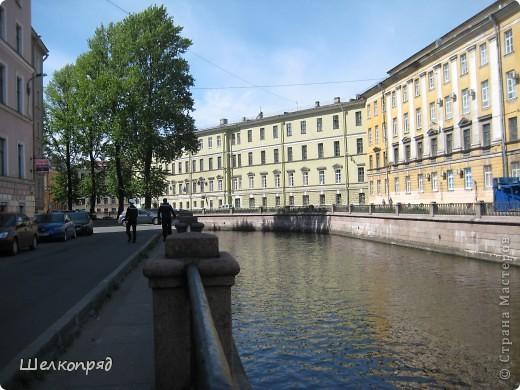 Хочу поделиться радостью! Я увидела Санкт-Петербург летом! Я уже была в Ленинграде два раза, но оба раза зимой. К тому же это было 30 лет назад. А город-то весь на воде! Только летом это можно прочувствовать. фото 53