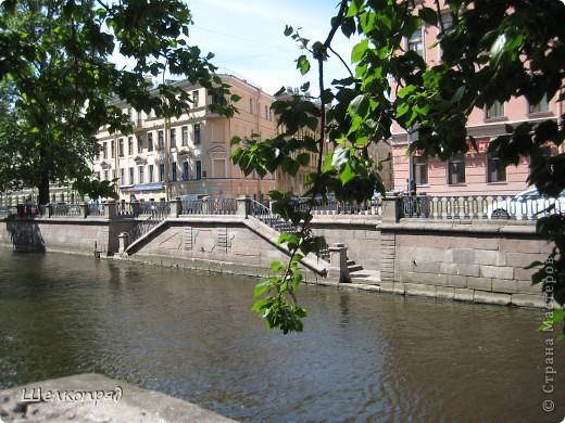 Хочу поделиться радостью! Я увидела Санкт-Петербург летом! Я уже была в Ленинграде два раза, но оба раза зимой. К тому же это было 30 лет назад. А город-то весь на воде! Только летом это можно прочувствовать. фото 54