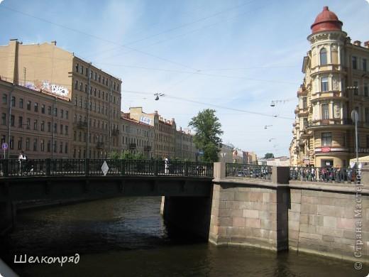Хочу поделиться радостью! Я увидела Санкт-Петербург летом! Я уже была в Ленинграде два раза, но оба раза зимой. К тому же это было 30 лет назад. А город-то весь на воде! Только летом это можно прочувствовать. фото 55