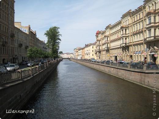 Хочу поделиться радостью! Я увидела Санкт-Петербург летом! Я уже была в Ленинграде два раза, но оба раза зимой. К тому же это было 30 лет назад. А город-то весь на воде! Только летом это можно прочувствовать. фото 56
