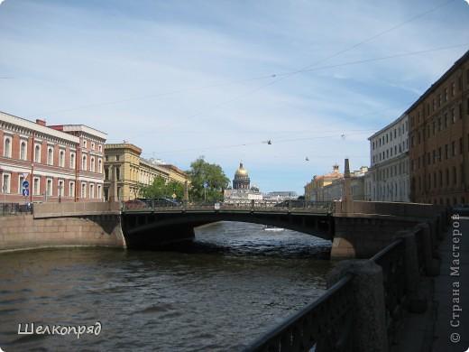Хочу поделиться радостью! Я увидела Санкт-Петербург летом! Я уже была в Ленинграде два раза, но оба раза зимой. К тому же это было 30 лет назад. А город-то весь на воде! Только летом это можно прочувствовать. фото 58