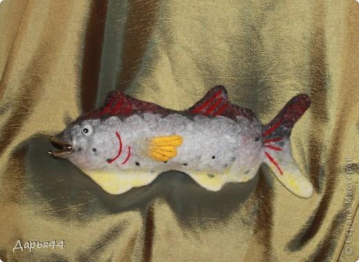 """Сумочка """"Рыбка"""" - бездонный источник хорошего настроения и магнит для добрых улыбок) Особенно в жаркий сезон! Оригинальный аксессуар-напоминание о море, речке, шашлычках, рыбалке и прочих прелестях лета!   фото 1"""