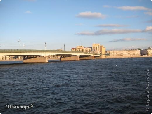 Хочу поделиться радостью! Я увидела Санкт-Петербург летом! Я уже была в Ленинграде два раза, но оба раза зимой. К тому же это было 30 лет назад. А город-то весь на воде! Только летом это можно прочувствовать. фото 1