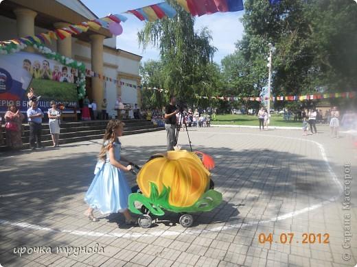 прошел парад просто на ура!!! сначала шли девочки со своими детскими колясками!! приятного просмотра!!!  фото 6