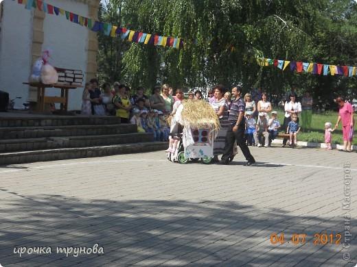 прошел парад просто на ура!!! сначала шли девочки со своими детскими колясками!! приятного просмотра!!!  фото 11