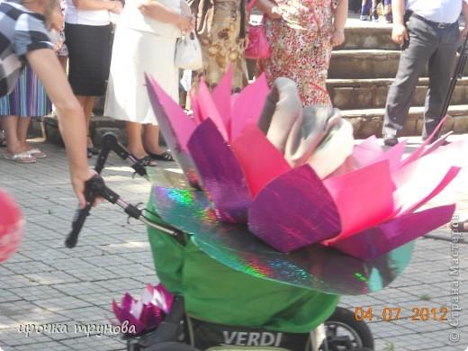 прошел парад просто на ура!!! сначала шли девочки со своими детскими колясками!! приятного просмотра!!!  фото 13