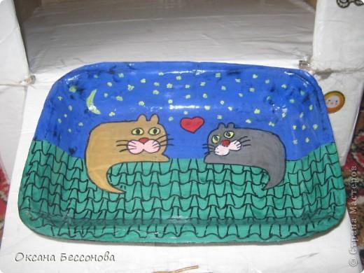 Вот такую кухонную плиту решила я сотворить для дочери из двух коробок. фото 4