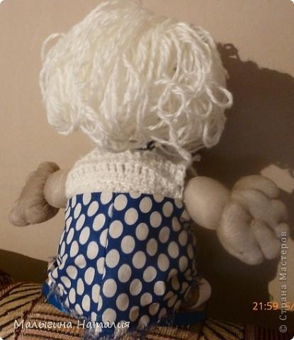 Моя первая кукла! УРА!!! фото 4