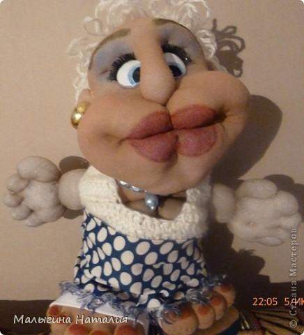 Моя первая кукла! УРА!!! фото 1