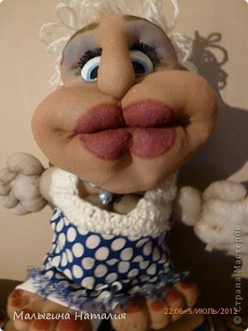 Моя первая кукла! УРА!!! фото 10