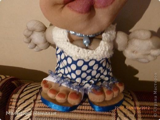 Моя первая кукла! УРА!!! фото 3