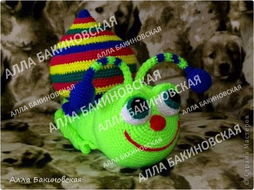Мой авторский МК находится в моей группе ВЯЗАНЫЕ ИГРУШКИ на сайте Одноклассники.ру. Адрес группы можно получить написав мне в личку, т.к. сайт Страна Мастеров не разрешает помещать ссылку на группу здесь. Моя страничка: http://www.liveinternet.ru/users/alla_bakinovskaya, мой электронный адрес: allaallo4k@gmail.com фото 13