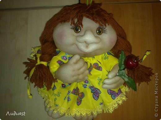 кукла на удачу фото 5