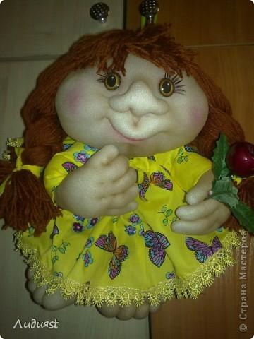 кукла на удачу фото 6