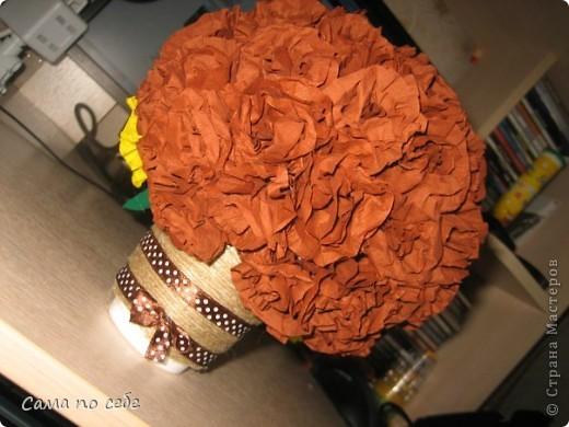 Мой цветочный шар фото 2