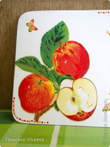 Всем привет,очередной раз...на Яблочный конкурс..сделала работу вчера..теперь хочу вам показать фото 2