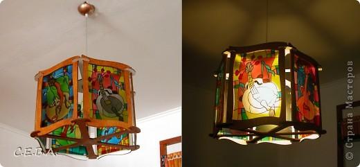 Лампа. фото 1