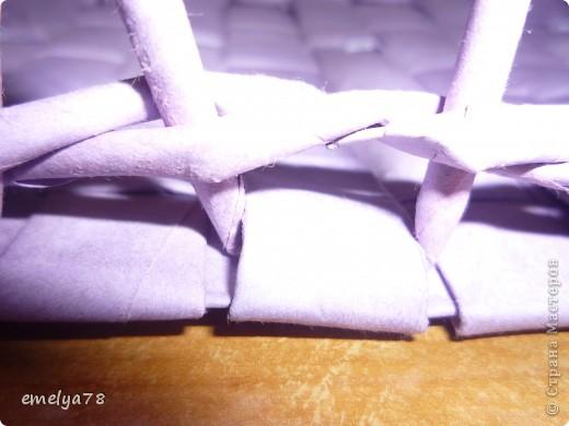 Что-то потянуло на фиолетовое.. Плела как фантазия гуляла..  Судить о работе вам!!!  фото 7
