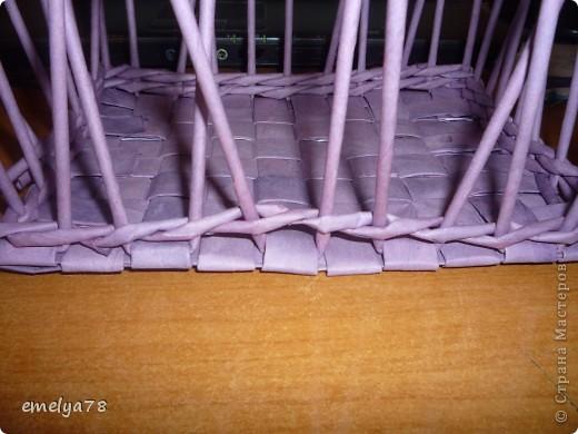 Что-то потянуло на фиолетовое.. Плела как фантазия гуляла..  Судить о работе вам!!!  фото 6