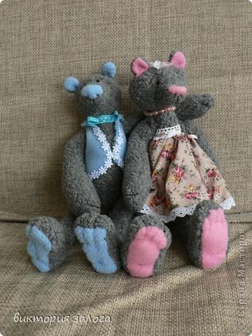 Влюбленные мишки... фото 3