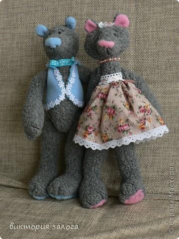 Влюбленные мишки... фото 1