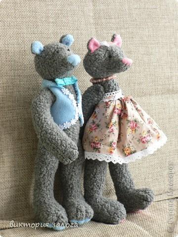 Влюбленные мишки... фото 2