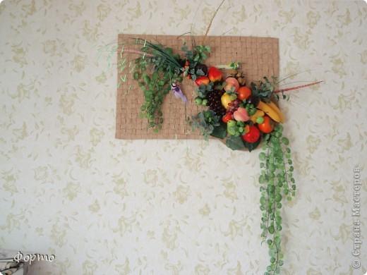 Вот такое панно я сделала для моих мужчин(сына,мужа,тестя) на 23 февраля))) фото 1