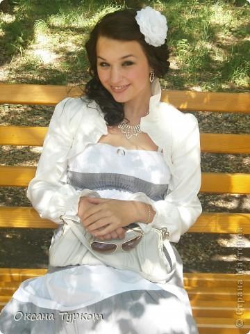 прически делала моя кума))) деткам на выпускной! она не парикмахер!!!!! фото 3